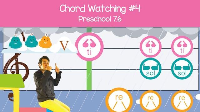 Chord Watching 4 - I IV V Chords (Pre...