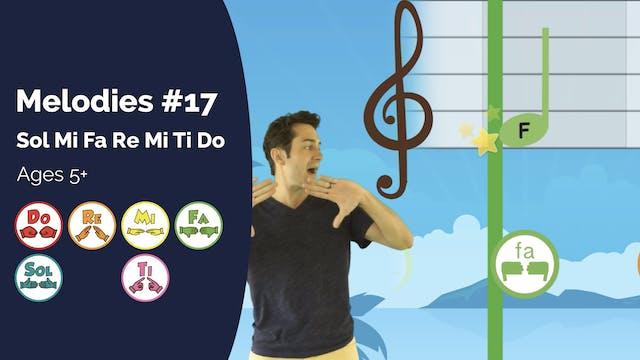 Sol Mi Fa Re Mi Re Do (PsP Melodies #17)