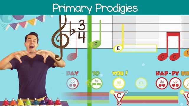 Primary Prodigies (Ages 6+)