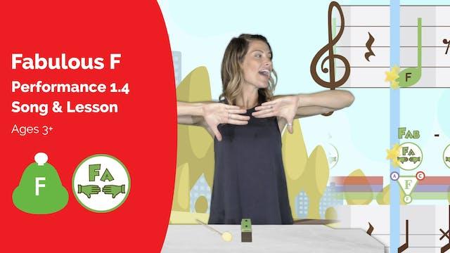Fabulous F - Ms. Sam - One Note Studi...
