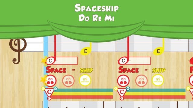 Spaceship -- Do Re Mi -- (Performance...