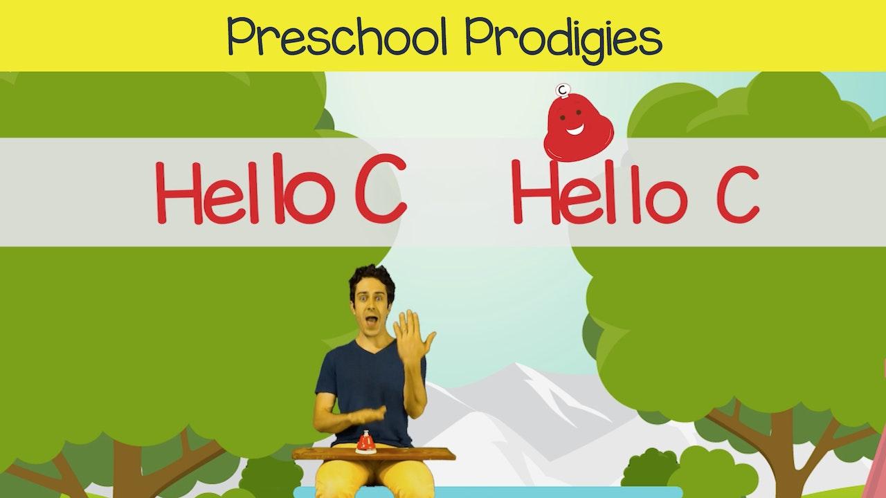 Preschool Prodigies (Ages 3+)