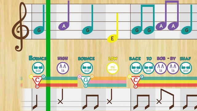 Bounce Hi -- Mi Sol La -- (Performance Prodigies)