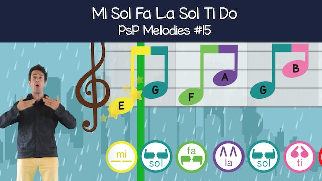 Mi Sol Fa La Sol Ti Do (PsP Melodies #15)