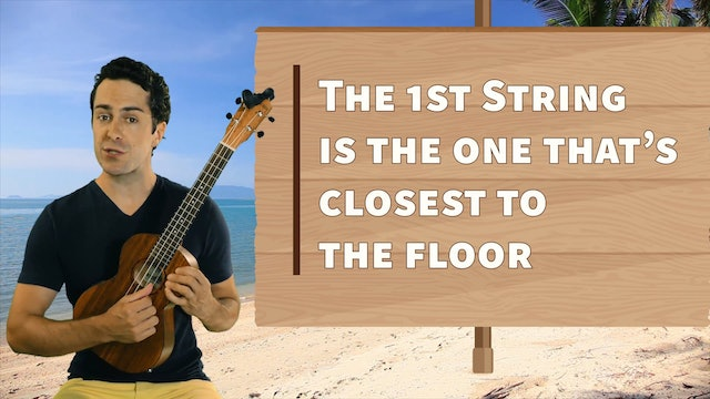 Ukulele Prodigies - Lesson #3 - Tuning Your Ukulele