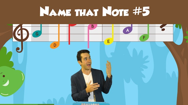 Name That Note #5