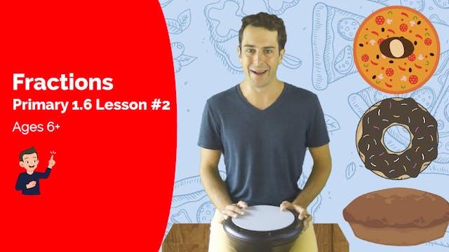 Pizza Rhythms (Lesson Part II-Fractio...