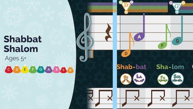 Shabbat Shalom - Holiday Prodigies (2...