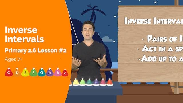 2.6 Lesson 2 - Inverse Harmonies