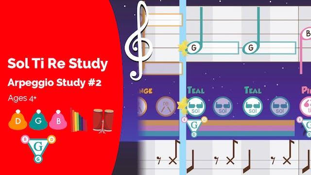 Sol Ti Re Study 1