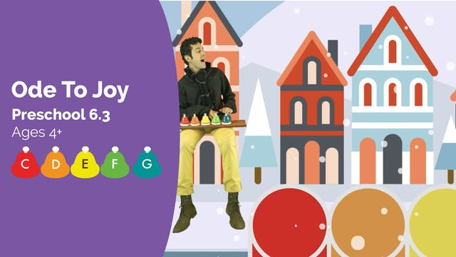 Ode to Joy (Preschool 6.3)