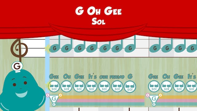 G Oh Gee -- One Note Study -- (Perfor...