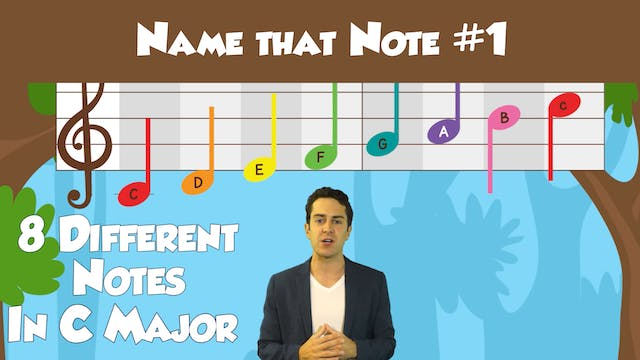 Name That Note #1