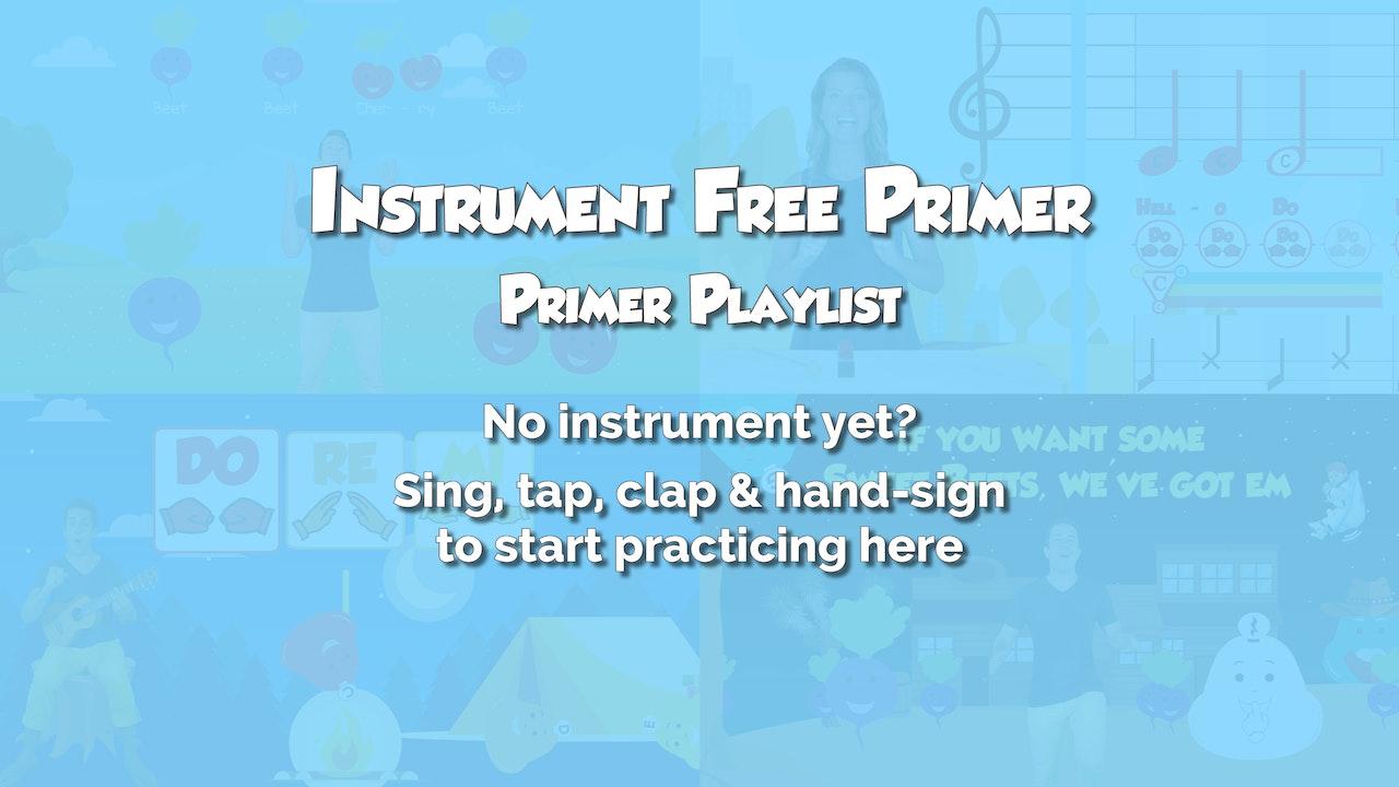Primer Playlist