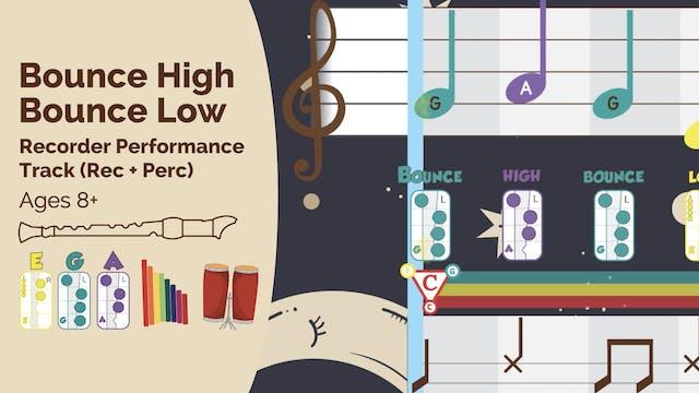 Mi Sol La- Bounce High Bounce Low - R...