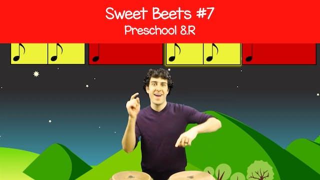 Sweet Beets #7 -- Note Knacks (Presch...