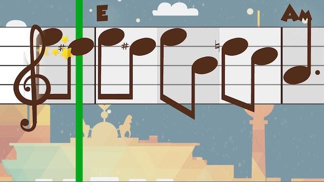Fur Elise (Performance B&W -- Holiday Prodigies -- Hard)