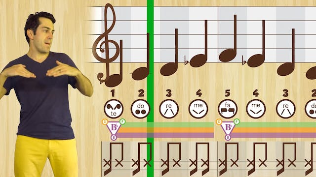 Bb 5 Note Exercise (PsP Melodies #24 ...
