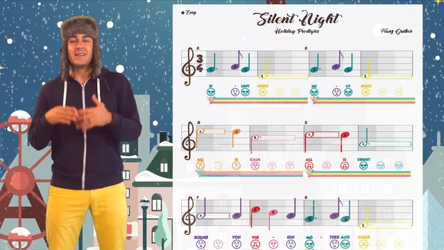 Silent Night (Holiday Prodigies -- Easy)