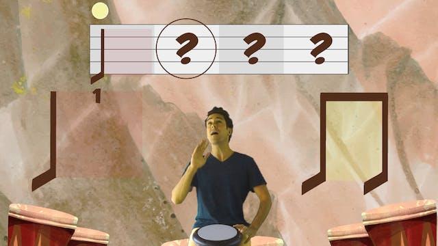 Rhythmic Dictation Intro (Lesson -- P...