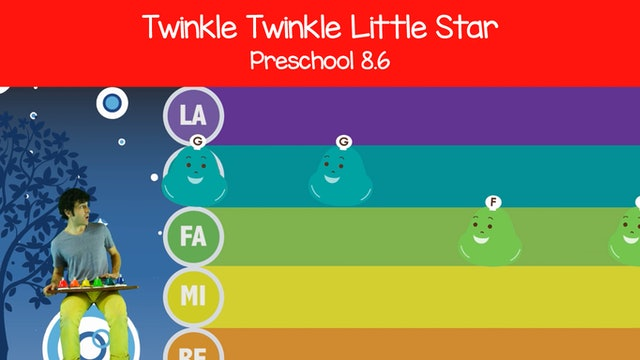 Twinkle Twinkle Little Star (Preschool 8.6)