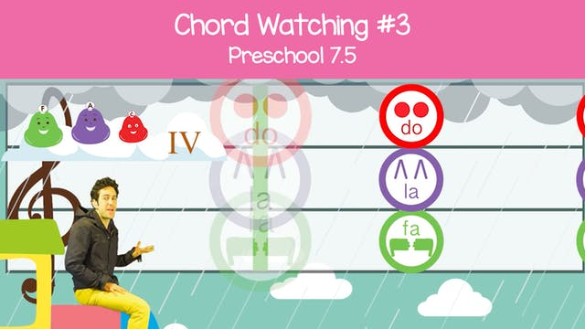 Chord Watching III - C and F Major (P...