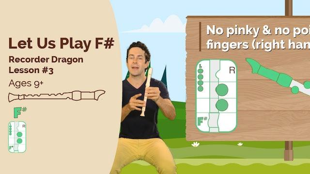 Recorder Dragon - 3 - Learn F#