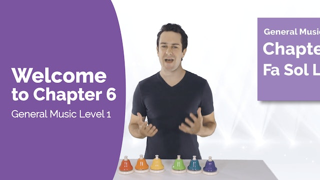 Welcome to Chapter 6 (Level 1)