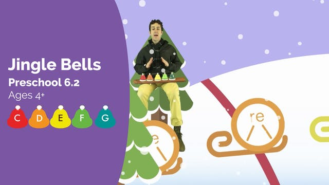 Jingle Bells (Preschool 6.2)