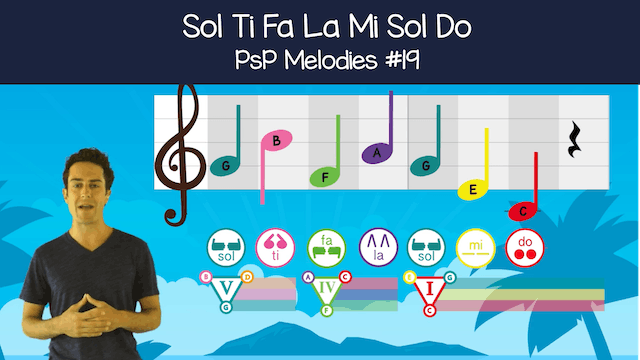 Sol Ti Fa La Sol Mi Do (PsP Melodies ...