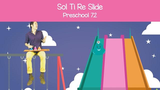 G Chord Slide (V Chord) (Preschool 7.2)