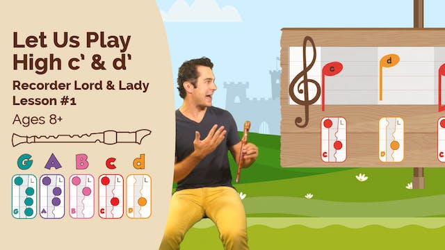 Let Us Play C and D (Lord & Lady -- R...