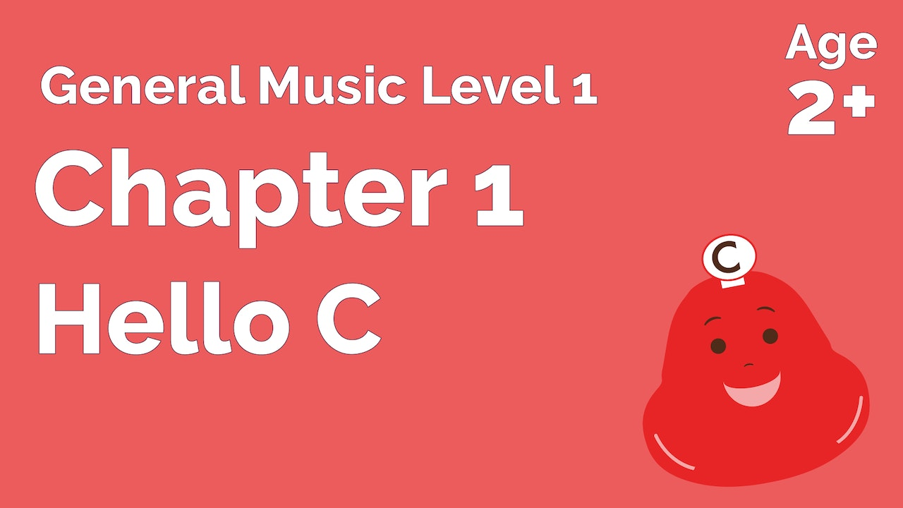 General Music: Level 1, Ch 1