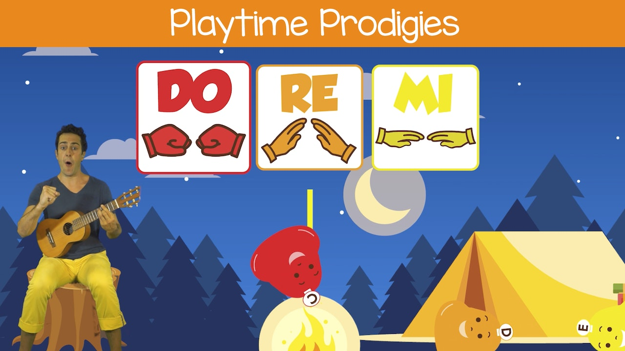 Playtime Prodigies (Ages 1+)