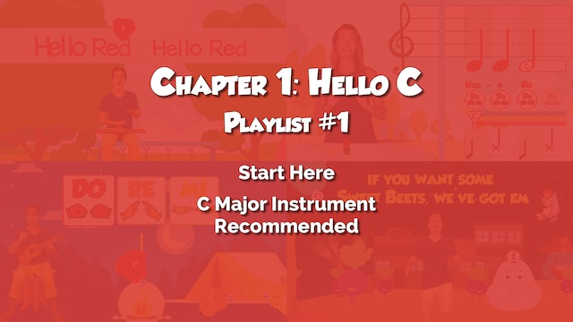Chapter 1: Hello C (Start Here)