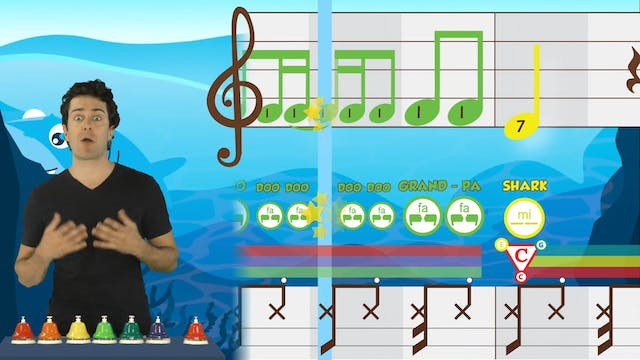 Baby Shark - Primary Lesson & Song Intro