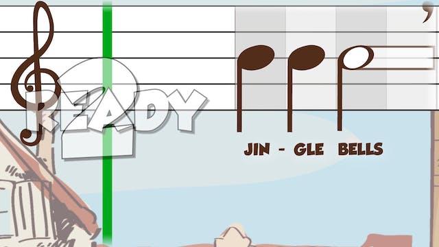 Jingle Bells (G Major) B&W (Lord & La...