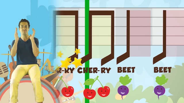 Sweet Beets Review (Song -- Primary 1.3.2)