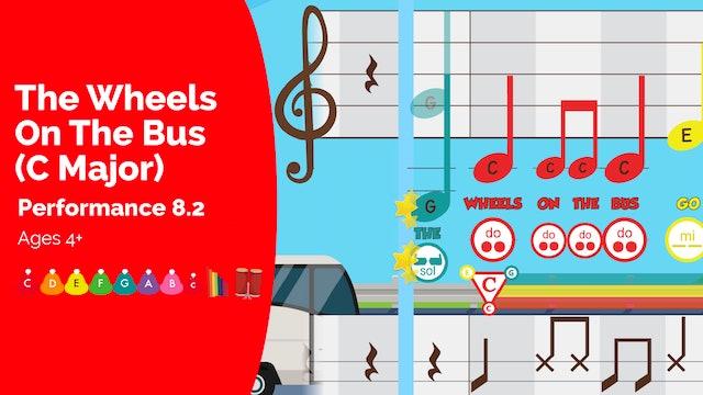 The Wheels on the Bus - C Major Songs - Performance Prodigies