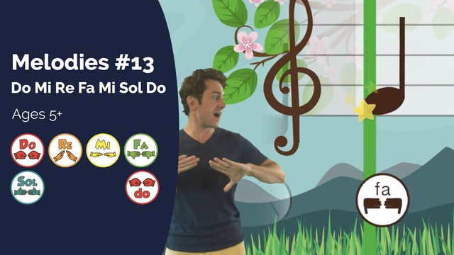 Do Mi Re Fa Mi Sol Do (PsP Melodies #13)
