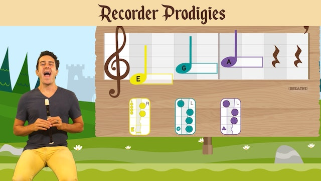 Recorder Prodigies (Ages 8+)