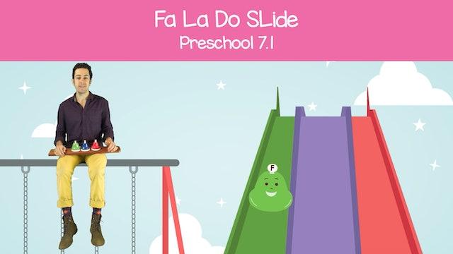 F Chord Slide (IV Chord) (Preschool 7.1)