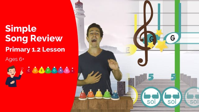 Simple Song Review (Song -- Primary 1...