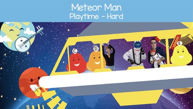 Meteor Man (Playtime -- Hard)