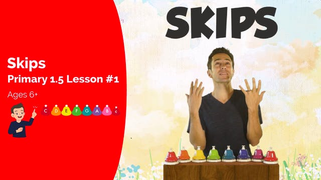 Musical Skips (Lesson Part I -- Prima...