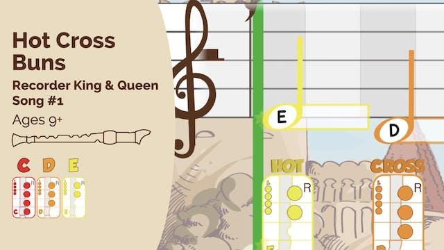 Hot Cross Buns CDE (King & Queen -- R...