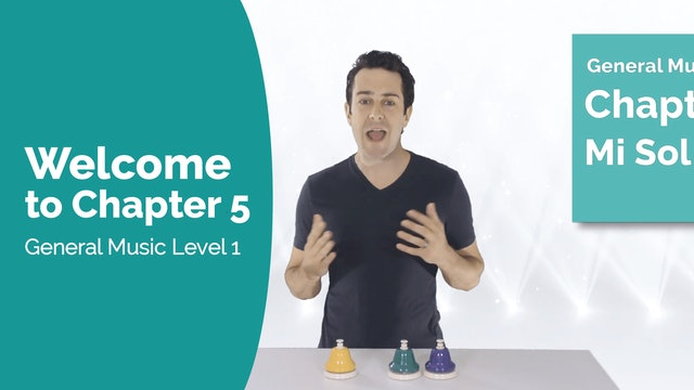 Welcome to Chapter 5 (Level 1)