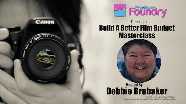 Masterclass: Build A Better Film Budget