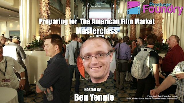 Masterclass: Preparing for the American Film Market