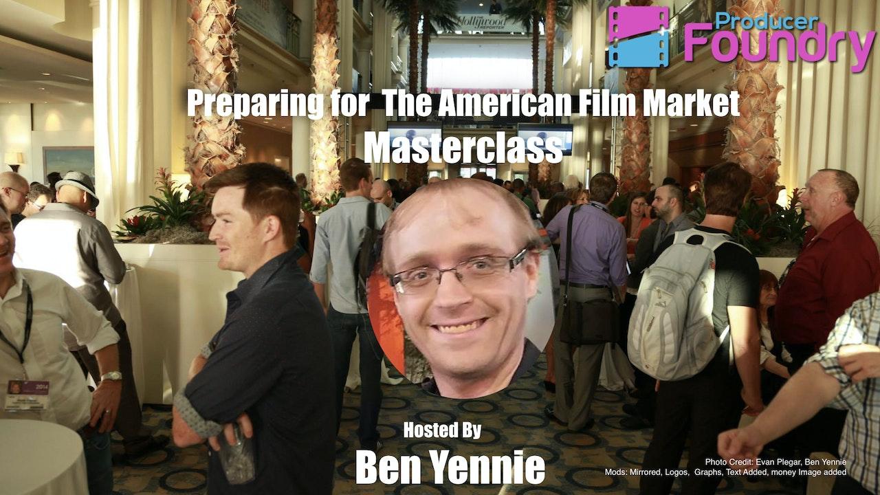 Masterclass: Preparing for the American Film Market